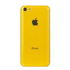 For Apple iPhone 5C Clear HARD Protector Case Snap On Phone Cover Accessory