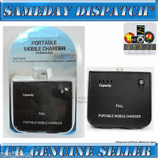 EXTERNAL PORTABLE EMERGENCY BATTERY CHARGER FOR SAMSUNG GALAXY S4 S 4 MINI i9190