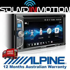 "Alpine IVE-W560A 6.2"" Touch Screen DVD CD MP3 USB AUX Bluetooth Pandora Station"