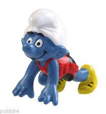 Les Schtroumpfs figurine Schtroumpf Sprinteur 6 cm Smurfs 21013