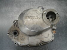 1987 87 SUZUKI DR125 DR 125 MOTORCYCLE ENGINE MOTOR CLUTCH GUARD COVER PANEL