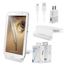 Genuine Original Universal Samsung Galaxy Tab 3 Micro USB Desktop Dock Station