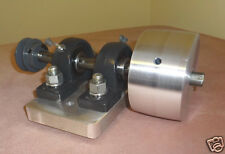 "Knife Making: Belt Sander/grinder Heavy Duty Drive Wheel Assembly 3/4"" shaft"
