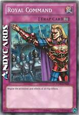 INGLESE Royal Command / Ordine Reale ☻ Comune ☻ TU05 EN020 ☻ YUGIOH ANDYCARDS