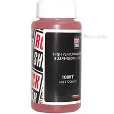Rock Shox 44,17 €/L horquilla de suspensión petróleo 10 WT suspensión fluid 120ml oil Fork horquilla petróleo