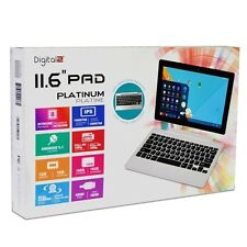 "New Digital2 D2-1161G OctaCore 11.6"" 1.8GHz 16GB Android 5.1 Tablet w/ Keyboard"