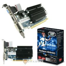 Sapphire Radeon PC SCHEDA VIDEO AMD HD 6450 1gb PCI Express 1024 MB DVI HDMI VGA