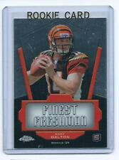 Andy Dalton 2011 Topps Finest Finest Freshman Rookie Card #ff-ad