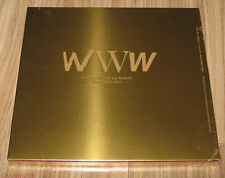 KIM JAE JOONG JYJ WWW Who, When, Why 1ST ALBUM K-POP CD NEW
