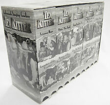 Tex Ritter 10 VHS Tape Video Set Black & White 10 Hours Western Episodes ca 1940