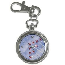 RAF RED ARROWS SHOW KEYCHAIN  WATCH **BRILLIANT GIFT ITEM**