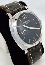 Panerai Radiomir 1940 PAM514 Limited Edition Black Dial Man's Watch BOX/PAPERS