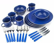 Camping Equipment And Supplies Tableware Set Outdoor Cooking Utensils Bowls Cups