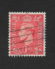 Great Britain, Postage Stamp, 1941-1948  1D (D3)