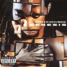 BUSTA RHYMES - GENESIS/DIRTY-VERSION  CD  20 TRACKS HIPHOP / RAP / DANCEPOP NEU
