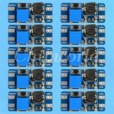 10PCS MT3608 Step Up Power Apply Module 2A 2v-24v DC-DC Booster Power Module Max