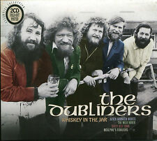 THE DUBLINERS WHISKEY IN THE JAR - 2 CD BOX SET - WILD ROVER & MORE