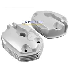 BMW R1200GS, R1200GS Adventure Silver Left & Right Pair of Valve / Rocker Covers