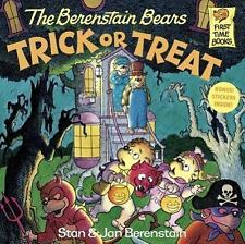 The Berenstain Bears Trick Or Treat (Turtleback School & Library Binding Edition