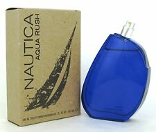 Nautica Aqua Rush by Nautica Eau de Toilette Spray 3.4oz. Men *Tester (sku:7610)
