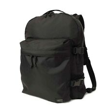 New Yoshida PORTER FORCE DAY PACK 855-05902 Black EMS SpeedpostFrom Japan