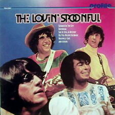 """The Lovin`Spoonful Profile (Summmer in The City, Daydream) 70`s Buddah 12"""" LP"""