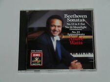 Beethoven: Sonatas 13,14,23 (CD, EMI Music Distribution) Andre Watts