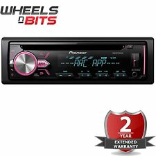 NEW Pioneer DEH-X2900UI Colour Change Car CD Stereo USB Aux Mixtrax iPod iPhone