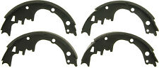Wagner Z242DR Rear New Brake Shoes