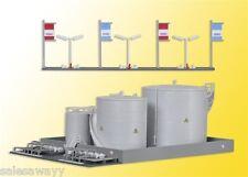 Kibri 36726 Tankanlage, Bausatz, Z