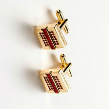 Cufflinks Billionaire Italian Couture Metal color gold 100% Original  MEGA SALE