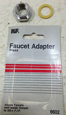 FAUCET ADAPTER CELCON FITS MOST UNTHREADED FAUCETS #2039 KF