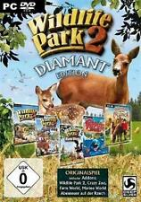 WILDLIFE PARK 2 DIAMANT EDITION DEUTSCH Neuwertig
