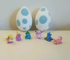 2 pokemon go inspired egg bath bomb bombs
