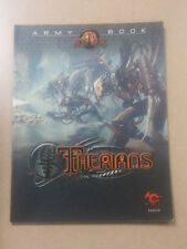 AT 43    Therians   Army Book  Rackham