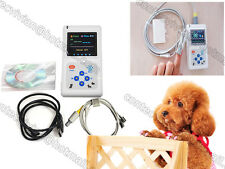 Handheld Veterinary Pulse Oximeter CMS60D-VET with Tongue SpO2 Probe+PC Software