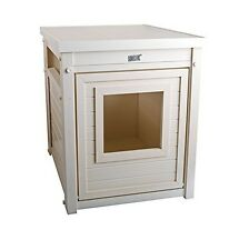Ecoflex Habitat N Home Indoor Pet Furniture Antique White -Ehlb801-04