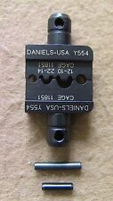 Daniels Crimp Die Set Y554