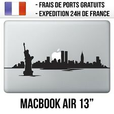 "Sticker Macbook Air 13"" - New York Pomme Lune"