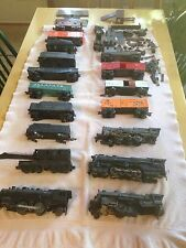 Lot of 15 Trains, Locomotives and Cars, Lionel MAR