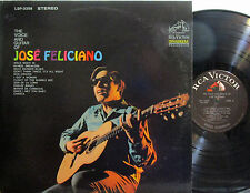 "Jose Feliciano - The Voice and Guitar of  (RCA 3358) with ""Hi-Heel Sneakers"""