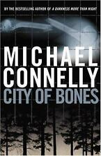 MICHAEL CONNELLY  CITY OF BONES New SIGNED 1st Ed. Police Procedural Mystery