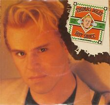 "Thomas Dolby, Hot Sauce, EX/EX+ 7"" Single 0675"