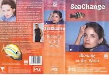 SEACHANGE BLOWING IN THE WIND  SIGRID  THORTON VHS VIDEO PAL RARE