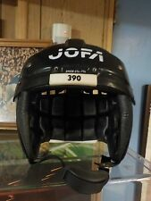 Rare NHL Replica Pittsburgh Penguins MARIO LEMIEUX JOFA Hockey Helmet MAN CAVE