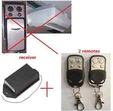 garage door upgrade kit receiver for Longway LW-IPR 800N rolling code 2 remotes