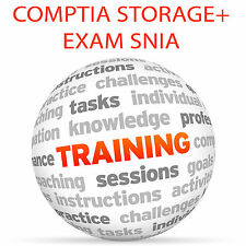 COMPTIA STORAGE+ EXAM PREP SNIA - Video Training Tutorial DVD