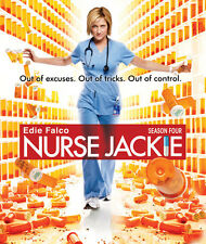 Nurse Jackie: Season Four [2 Discs] (2013, REGION A Blu-ray New) BLU-RAY/WS