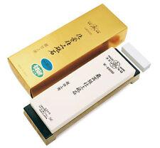 SUEHIRO W-8 #8000 Japanese sharpening stone Whetstone 206×73×23mm & Nagura