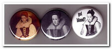 COUNTESS Elizabeth BATHORY Buttons Pins Badges goth gothic vampire serial killer